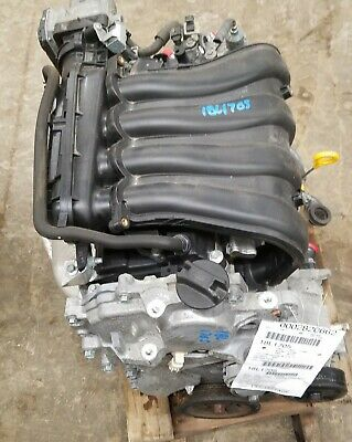 2013 Nissan Cube 1.8 Engine Motor Assembly 43,000 Miles Mr18de No Core Charge