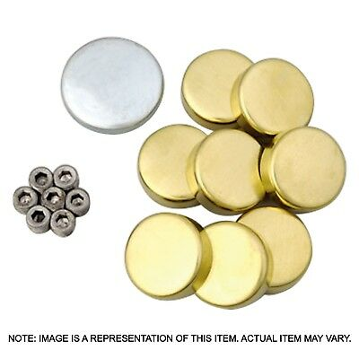 Sealed Power  Freeze Welsh Plugs, Brass, Ford, 429, 460, Kit