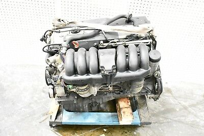 94-97 Mercedes R129 Sl320 3.2 Engine Motor Block Assembly  Oem
