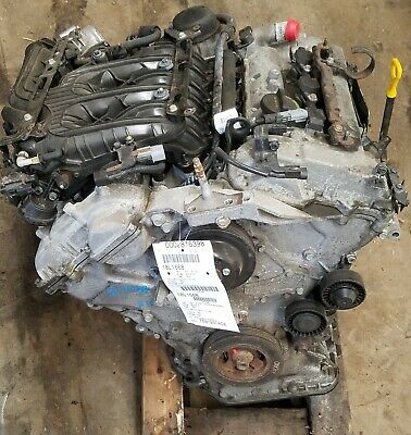 2007 Hyundai Sonata 3.3 Engine Motor Assembly 79,104 Miles No Core Charge
