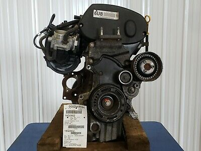 2009 Chevy Aveo 1.6 Engine Motor Assembly 122,703 Miles Lxv No Core Charge