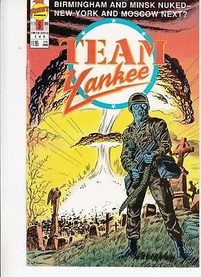 Team Yankee  #6 1989  First -cities Nuked,ny & Moscow Next??  Drake/whigham..fn-
