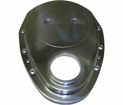 Rpc S4934 Steel Timing Chain Cover Small Block Chevrolet 283-350 Includes Cover