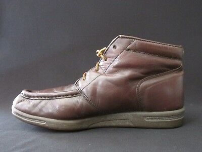 Red Wing Dunoon Brown Supple Leather Lace Up Chukka Boot Women