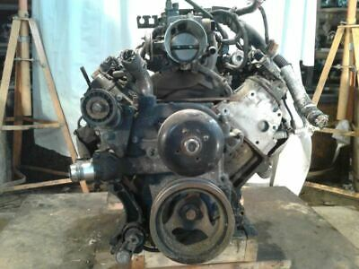 Engine 05 2005 Chevy Express 1500 Van 5.3l V8 Motor 157k Miles