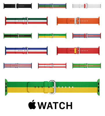 Official Apple Watch Band Olympic International Collection Australia 42mm