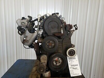 2011 Mitsubishi Galant 2.4 Engine Motor Assembly 188,697 Miles No Core Charge