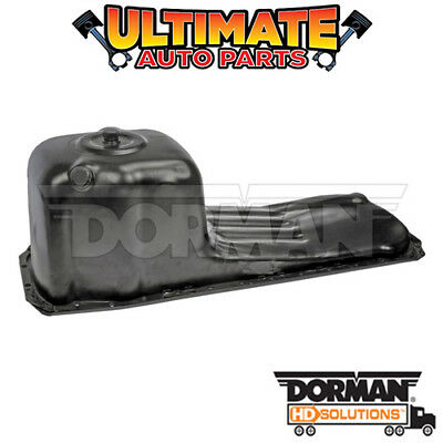 (front Sump) Oil Pan (cummins 10.8l 6 Cylinder Diesel) For 94-95 White/gmc
