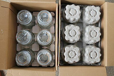192 Empty Large 22 Oz. Yankee Candle Jars W/ Lids  Weddings/showers Pick-up Mi