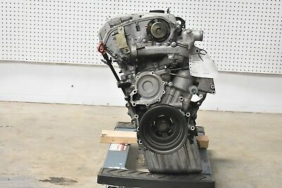97-00 Mercedes R170 Slk230 Complete Engine Motor Block Assembly 143k Oem