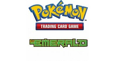 Pokemon TCG EX Emerald - Common Cards