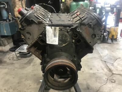 Engine 04 2004 Chevy Avalanche 1500 179k Miles 5.3l Motor (-valve Cover)