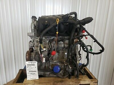 2009 Nissan Sentra 2.0 Engine Motor Assembly 104,403 Miles Mr20de No Core Charge