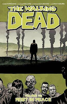 The Walking Dead Volume 32 By Robert Kirkman & Charlie Adlard (2019, Paperback)