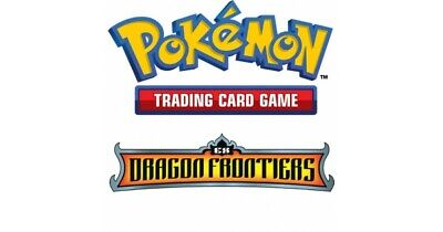 Pokemon TCG EX Dragon Frontiers - Reverse Holo Uncommon Cards