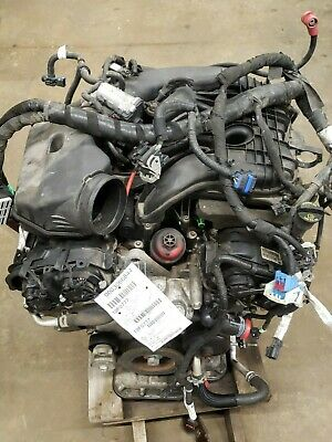 2014 Dodge Caravan 3.6 Engine Motor Assembly 95,478 Miles No Core Charge