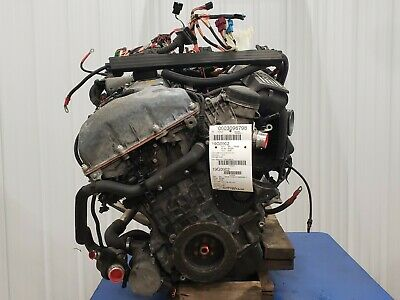 2006 Bmw 325i 3.0 Engine Motor Assembly 125,379 Miles N52b30a No Core Charge