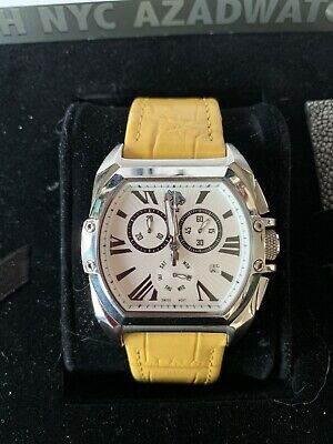 Azad Limited Edition Daddy Yankee Men's Watch. Only 300 Made. This Is #209.
