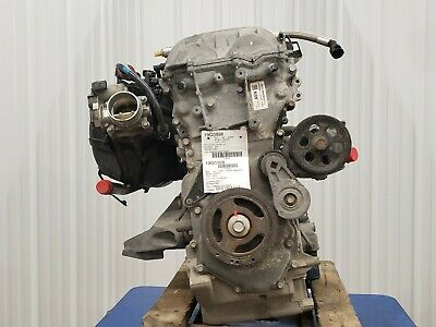 2013 Cadillac Ats 2.0 Engine Motor Assembly 97,664 Miles Ltg No Core Charge