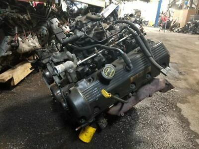 Engine 2002 02 Ford Explorer 4.6l V8 Motor 120k Miles Run Tested