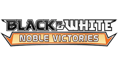 Pokemon TCG Black & White Noble Victories - Rare Cards