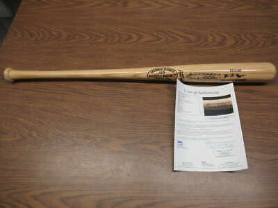 "Joe Dimaggio Signed Auto Baseball Bat Inscribed ""yankee Clipper"" Jsa Loa Bt053"