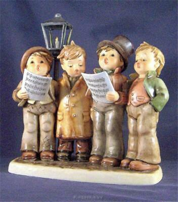 """M.i.hummel """"harmony In Four Parts"""" By Goebel Hum 471 Tm6  Produced Only 1yr ~mib"""