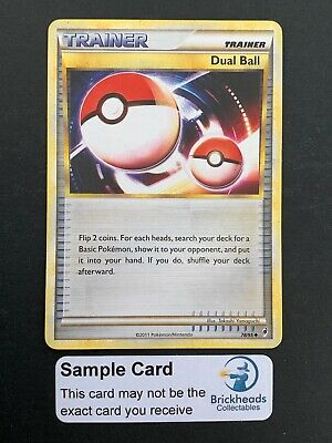 Dual Ball 78/95 Uncommon   Call of Legends   Pokemon Card