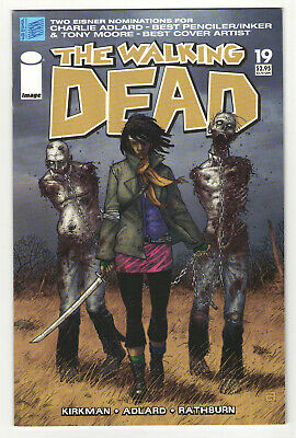 Walking Dead #19 (first Print) First Appearance Of Michonne. At Least Vf/nm.