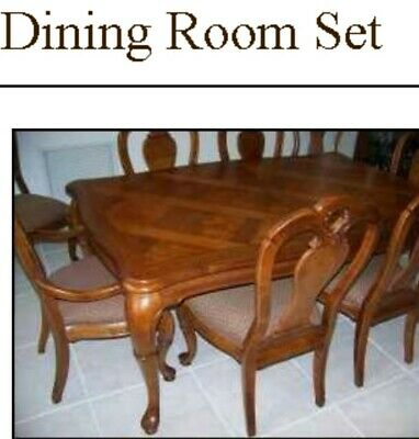 Dining Table Thomasville British Gentry Collection. Hard To Find, Discontinued.