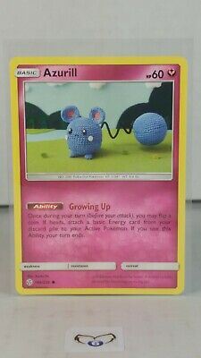 Azurill  146/236 S&M: Cosmic Eclipse  Common  Mint/NM  Pokemon