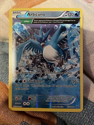 Pokemon XY Roaring Skies Pack Fresh PSA 9/10? Articuno 17/108 Holo