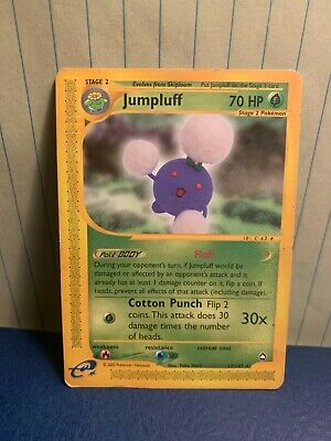 Pokemon - Jumpluff - Aquapolis 17/147 - Rare