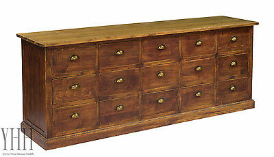 19th Century Chinese Red Large Chest