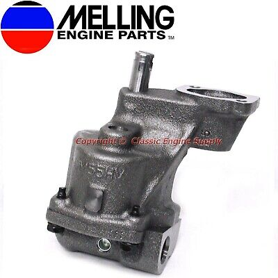 Melling Hv Oil Pump Fits Some V6 & V8 Chevy Sb 400 350 327 307 305 283 267 409