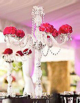 Set Of 10 Wedding Candelabra Centerpiece - Great For Special Events!