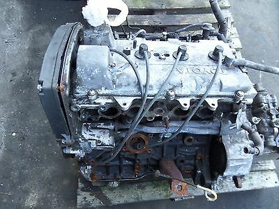 Toyota Celica Gt-four Core Long Block Engine Parts Only.  Not Tested