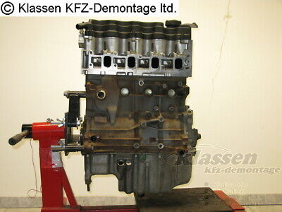 Engine Fiat Point 188 Street Pickup 178e 1.9 59 Kw 188 A2.000