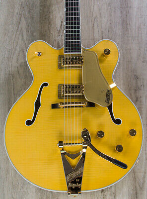 Gretsch Players Edition Chet Atkins Country Gentleman G6122tfm, Flame Maple Top