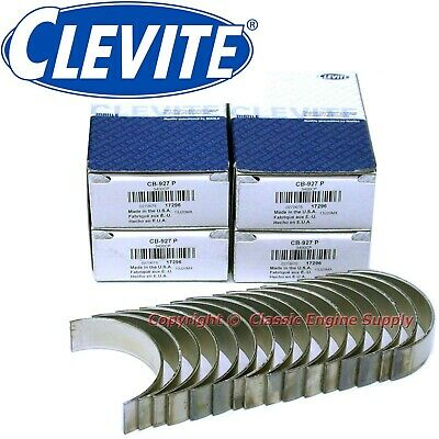 "New Clevite .010"" Under Size Rod Bearing Set 351c 351m 400 Ford Cleveland"