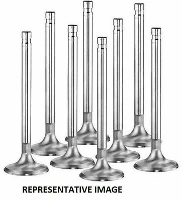 Manley Ford 4.6l/5.4l Small Block Sohc Extreme Duty Exhaust Valves (set Of 8)
