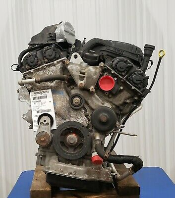 2012 Vw Routan 3.6 Engine Motor Assembly 131,118 Miles No Core Charge