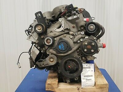 2011 Chevy Impala 3.9 Engine Motor Assembly 81,438 Miles Lgd No Core Charge