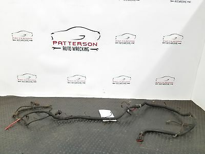 1993 Ford F250 Engine Motor Electrical Wiring Wire Harness 7.3 Diesel At 4x4