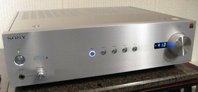 Sony Streo Amp Amprifier Ta-a1es 2013 Ac100v W/ Tracking Expedited Shipping