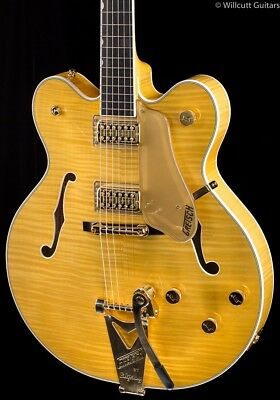 Gretsch G6122tfm-am Players Edition Country Gentleman Amber Satin (228)