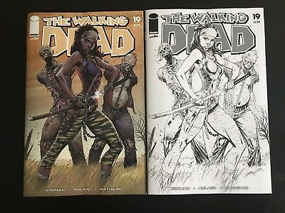 Walking Dead #19 15th Anniversary Blind Bag Variant Michonne's 1st Appearance!!