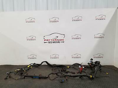 94 Dodge Stealth Engine Motor Electrical Wiring Wire Harness 3.0 Dohc Automatic