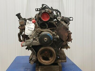 2000 Silverado 2500 6.0 Engine Motor Assembly 196,626 Miles Lq4 No Core Charge