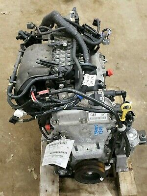 2014 Chevy Spark 1.2 Engine Motor Assembly 51,778 Miles Ll0 No Core Charge